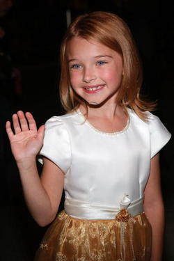 Brooklyn Proulx at the premiere of &quot;The Assassination of Jesse James by the Coward Robert Ford&quot; during the Toronto International Film Festival.